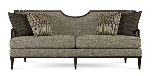 ART Furniture Harper Mineral Sofa with Toss Pillows