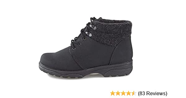 Toe Warmers Womens Michelle Boots Black 9.5 S