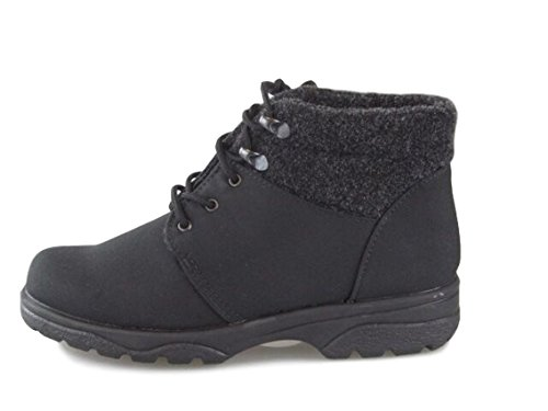 Toe Warmers Women Boots Michelle Black Size 10/W (Boots Michelle D)