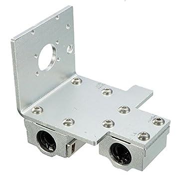 funnytoday Reprap Impresora 3d Prusa i3 partes eje x 45 mm de ...