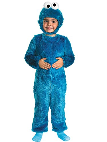 Sesame Street Cookie Monster Comfy Toddler ()