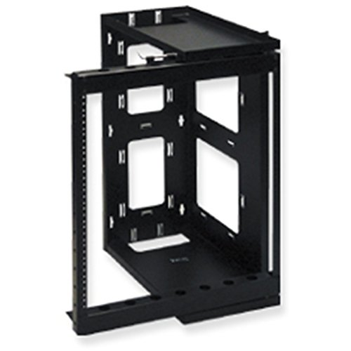 (ICC ICCMSSGR21 RACK WALL MOUNT SWING GATE)
