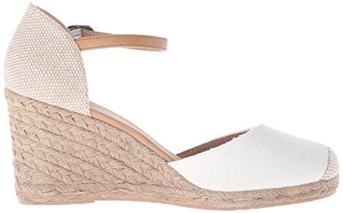 White Mountain Women's Mamba Espadrille Wedge Sandal Natural free shipping supply AA0WSyBn6q