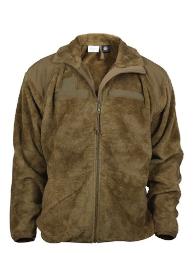 ROTHCO GEN III LEVEL 3 ECWCS JACKET - COYOTE BROWN - S