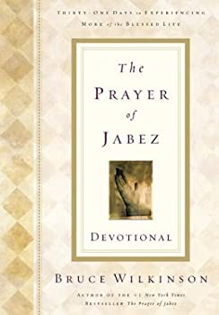 The Prayer of Jabez Devotional and Journal: 2pk: Breaking Through to the Blessed Life (Break Through Series) 1576738442 Book Cover