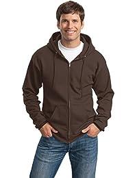 Men's Classic Full Zip Hooded Sweatshirt