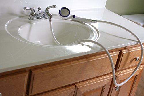 Smarterfresh Sink Hose Sprayer Attachment Hair Washing