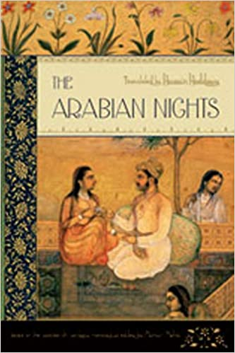 Image result for arabian nights book