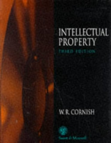 Intellectual Property: Patents, Copyright, Trade Marks and Allied Rights pdf epub