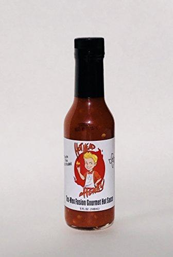 HotHead Henry Tex-Mex Fusion Gourmet Hot Sauce (Masterchef Junior Best Dishes)