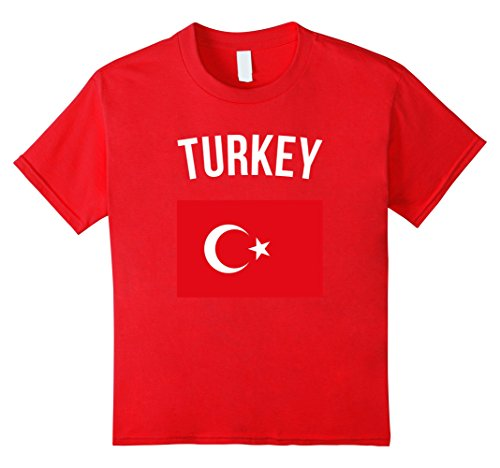 Turkey Flag T-shirt - 4