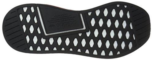 Adidas Original Mens Nmd_r2 Pk Sneaker Svart / Svart / Vit