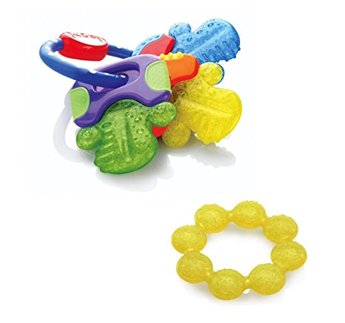 Nuby Icybite Teething IcyBite Soother