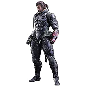 Metal Gear Solid V The Phantom Pain Play Arts Kai Figura Venom Snake Sneaking Suit Ver. 27 cm