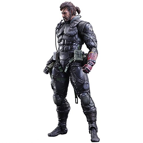 Square Enix Play Arts Kai Venom Snake (Sneaking Suit Ver.) Action Figure