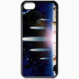 Personalized iPhone 5C Cell phone Case/Cover Skin 5th element movies Black
