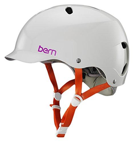 b48fa862b94 Amazon.com   Bern Unlimited Lenox EPS Women s Summer Helmet   Sports    Outdoors