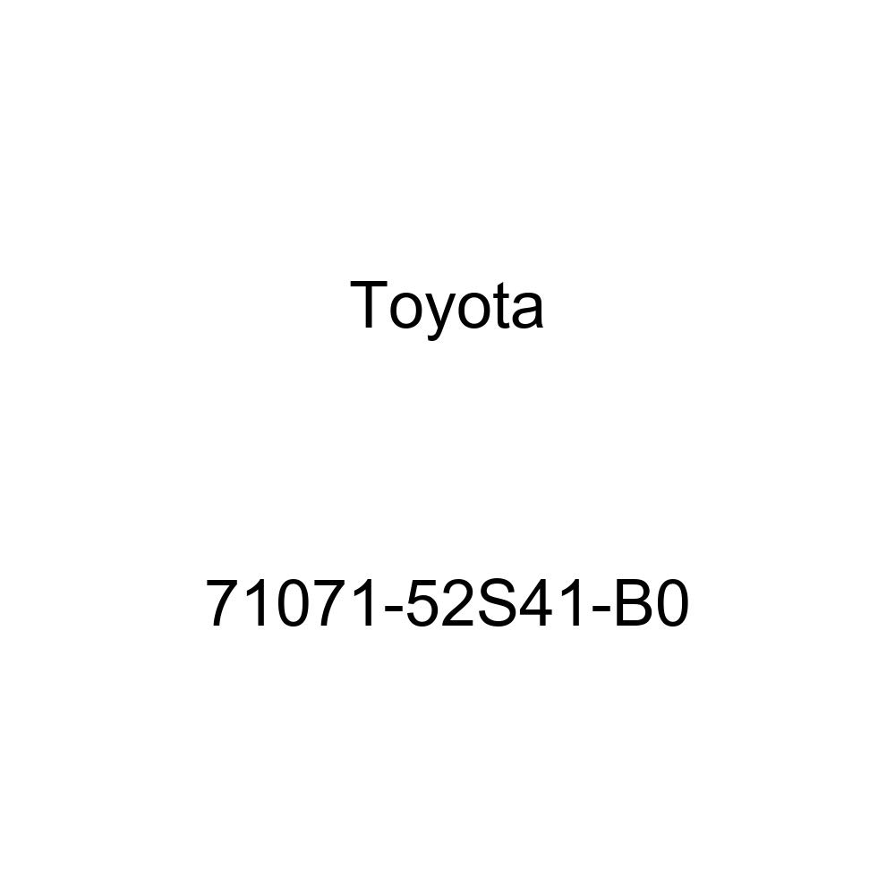 TOYOTA Genuine 71071-52S41-B0 Seat Cushion Cover