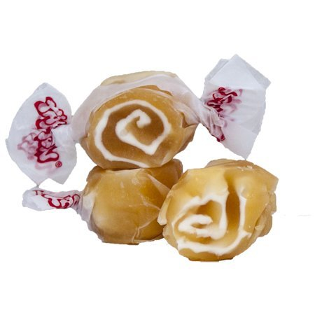 Taffy Town Candies, Caramel Swirl, 5.0 Pound