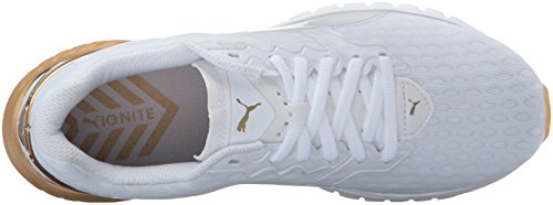 Gold Ignite White PUMA Puma Dual Gold Women's qCnpvA