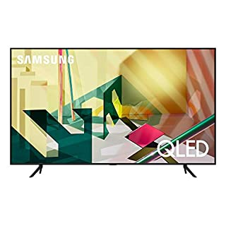 SAMSUNG 75-inch Class QLED Q70T Series - 4K UHD Dual LED Quantum HDR Smart TV with Alexa Built-in (QN75Q70TAFXZA, 2020 Model)
