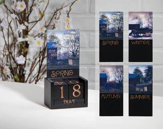 Four Seasons Perpetual Calendar