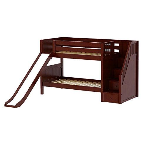 toddler bunk beds slide - 4