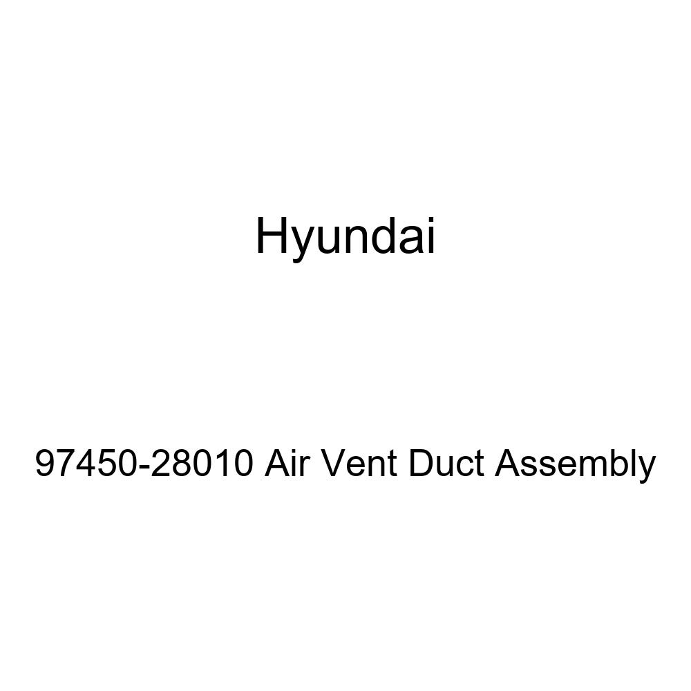 Genuine Hyundai 97450-28010 Air Vent Duct Assembly