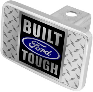 Built Ford Tough Truck (Ford Built Ford Tough Hitch Cover)