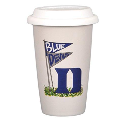 Duke University 14oz Travel Mug
