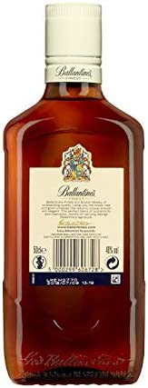 Ballantine's Finest Whisky Escocés de Mezcla - 500 ml