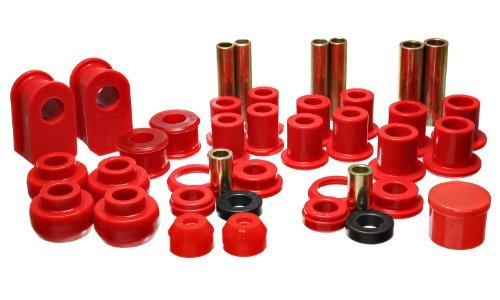 Energy Suspension 4.18116R Hyperflex Master Set for E250 and E350 2WD Van by Energy Suspension ()
