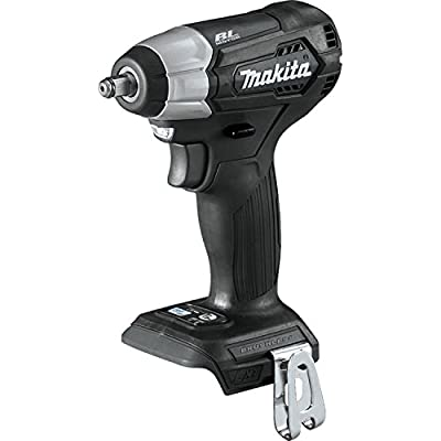 "Makita XWT12ZB 18V LXT Lithium-Ion Sub-Compact Brushless Cordless 3/8"" Sq. Drive Impact Wrench, Tool Only"