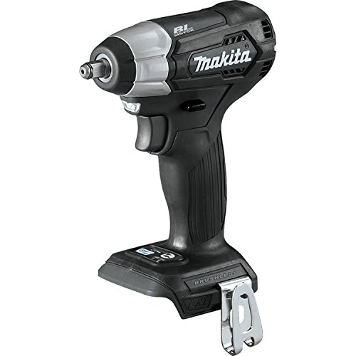 Makita XWT12ZB 18V LXT Lithium-Ion Sub-Compact Brushless Cordless 3/8″ Sq. Drive Impact Wrench, Tool Only