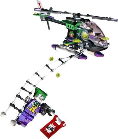 The Batwing Joker's Aerial Assault Batman Lego - Buy ...