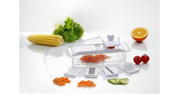 Amazon Com Kitchenworthy Complete 5 In 1 Kitchen Prep Center Kitchen Dining