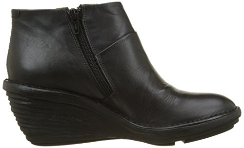 Boots Fly Black London Sipi670fly Black WoMen qzAgzc4