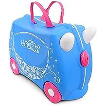 Princess Pearl Carriage Trunki Child Luggage