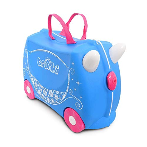 Princess Pearl Carriage Trunki Child Luggage