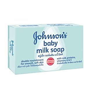 Johnson's Baby Soap Milk Protien 75 G. Pack 3
