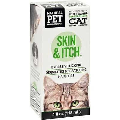 Tomlyn Cat Skin & Itch 4oz by Tom Lyn