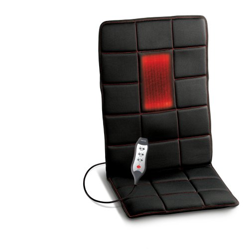 Homedics VC-150 Back Revitalizer Heated Massage Cushion and