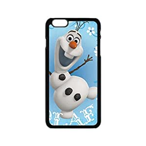 linJUN FENGFrozen happy snow baby Cell Phone Case for Iphone 6