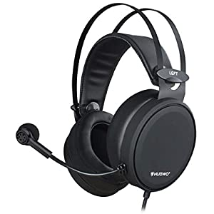 Best Epic Trends 4101CEZSB2L._SS300_ NUBWO Gaming headsets PS4 N7 Stereo Xbox one Headset Wired PC Gaming Headphones with Noise Canceling Mic , Over Ear…