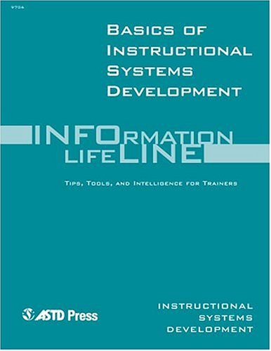 Basics of Instructional Systems Development