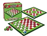 M&M's Holiday Fun Checkers & Tic Tac Toe Combo Tin