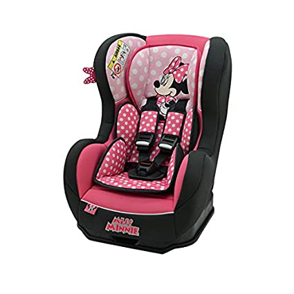 Silla de coche Minnie Modelo Cosmo: Amazon.es: Bebé
