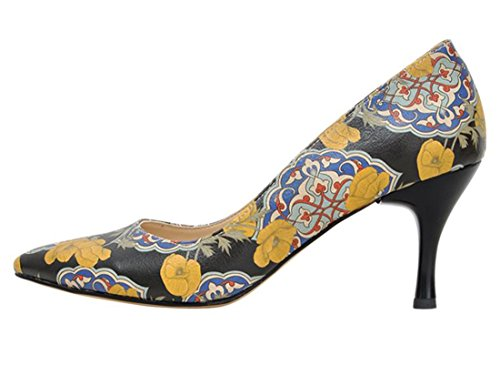 DOGO Stiletto Stiletto and Tiles Flowers and DOGO DOGO Flowers Stiletto Tiles Tiles HqrFHw