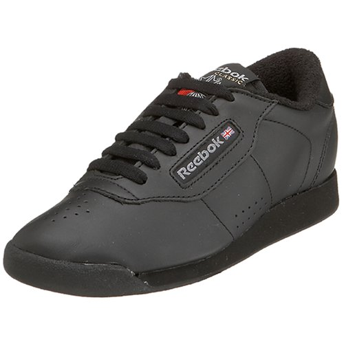 (Reebok Women's Princess Aerobics Shoe, Black, 5.5 M)
