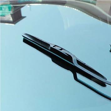 "batterelec (TM) 22 ""suave coche Bracketless sin marco de goma ventana Parabrisas"
